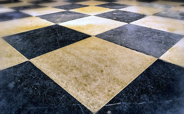 Cleaning Stone Floors with Vinegar