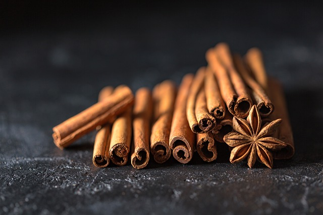 homemade carpet freshener with cinnamon